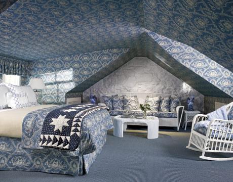 ceiling wallpaper 1